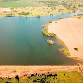 Levantamentos planialtimétricos para projetos e construção de barragens